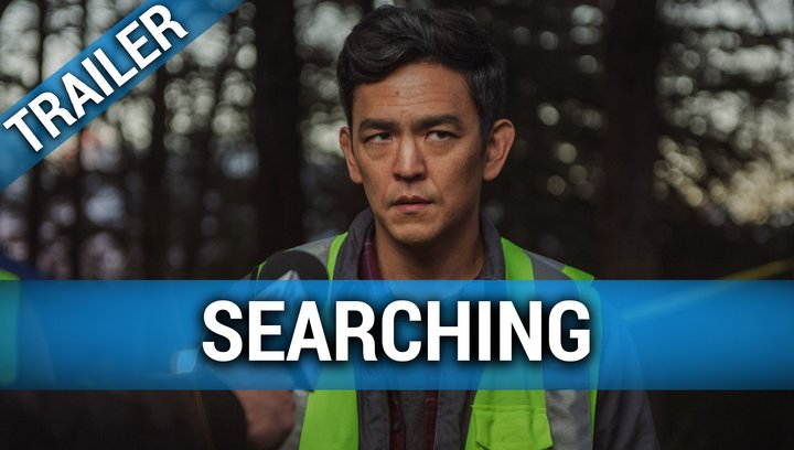 Searching - Trailer Deutsch Poster