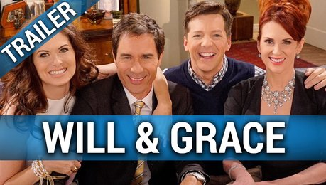 Will & Grace - Trailer Poster