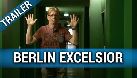 Berlin Excelsior - Trailer Deutsch Poster