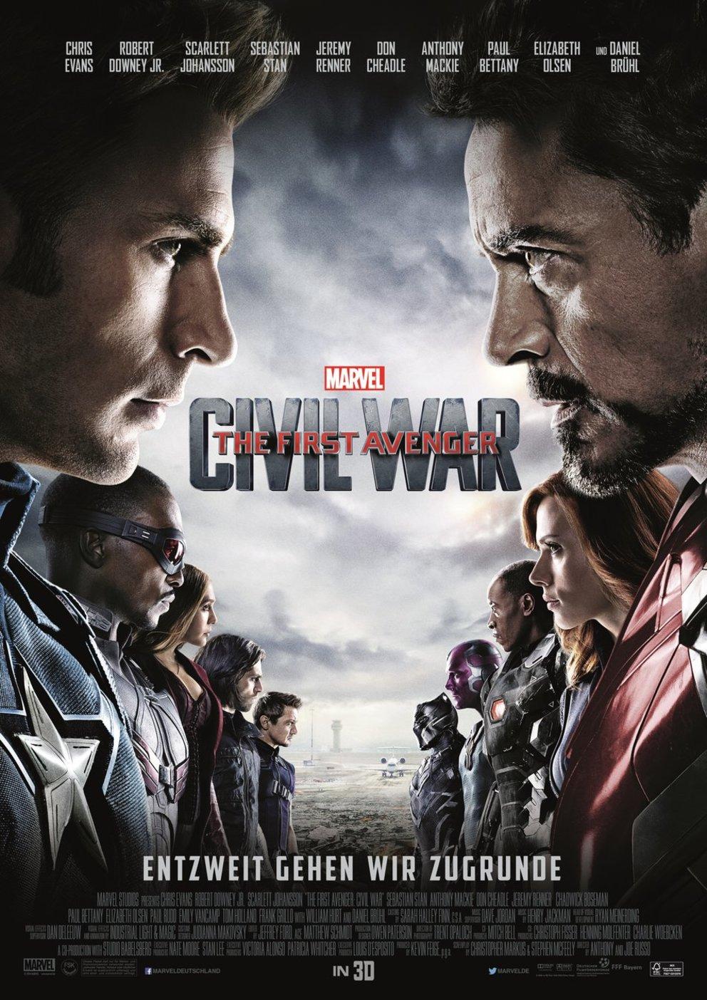 The Avengers Civil War Stream Deutsch