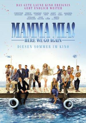 Plakat: MAMMA MIA 2