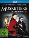 Musketiere für den König Poster