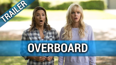 Overboard - Trailer Deutsch Poster