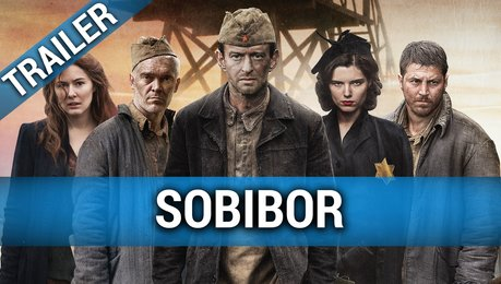 Sobibor - Trailer Deutsch Poster