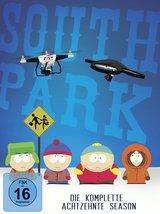 South Park: Die komplette achtzehnte Season Poster