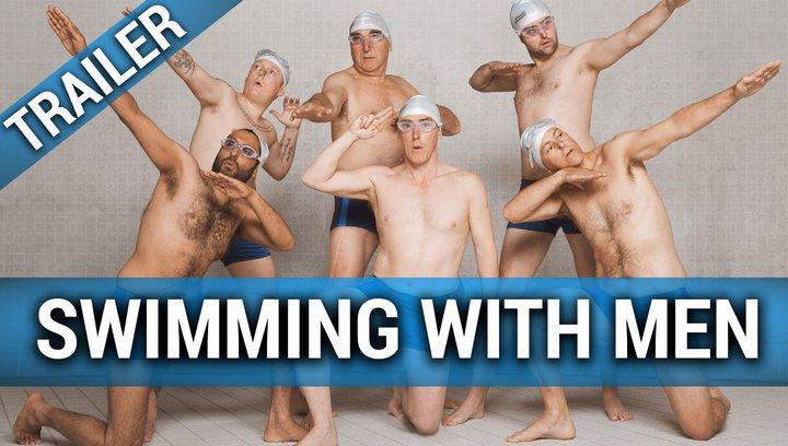Swimming with Men - Trailer Deutsch Poster