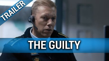 The Guilty - Trailer OmU Poster