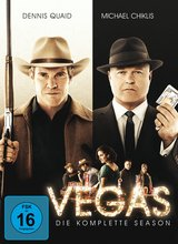 Vegas - Die komplette Season (5 Discs) Poster