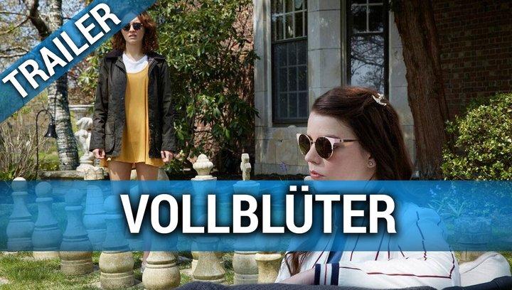 Vollblüter - Trailer Deutsch Poster