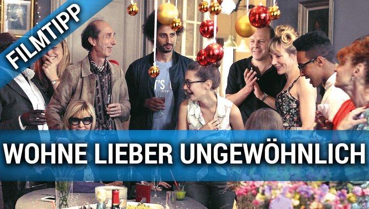 Wohne lieber ungewoehnlich - Filmtipp Poster