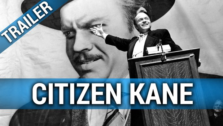 Citizen Kane - OV-Trailer Poster