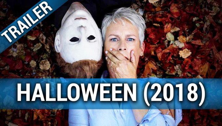 Halloween (2018) - Trailer Deutsch Poster