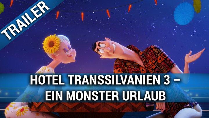 Hotel Transsilvanien 3 - Trailer 3 Deutsch Poster