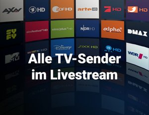 Alle TV-Sender im Livestream: Die ultimative Liste