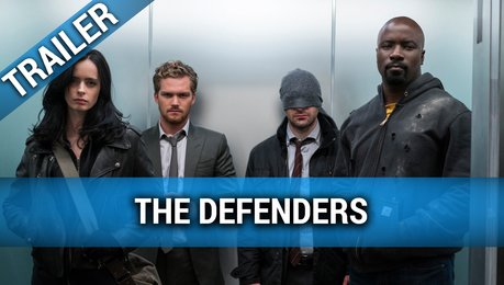 The Defenders Trailer 3 Netflix Promo Deutsch Poster