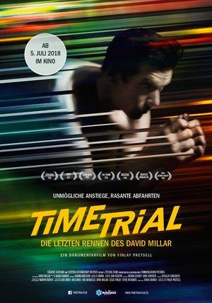 Time Trial - Die letzten Rennen des David Millar Poster