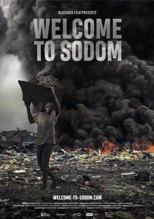 Welcome to Sodom - Dein Smartphone ist schon hier Poster