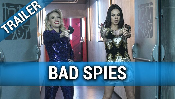 Bad Spies - Trailer Deutsch Poster