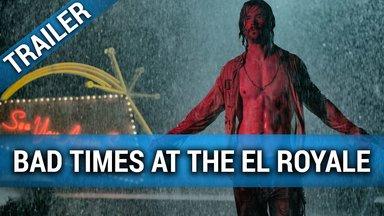Bad Times At The El Royale Trailer