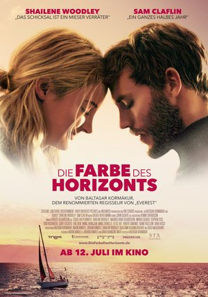 Die Farbe des Horizonts Poster
