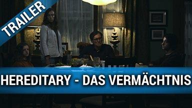 Hereditary - Das Vermächtnis Trailer