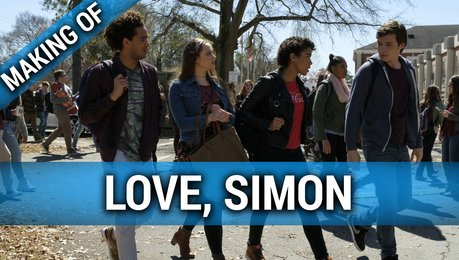 Love, Simon - Making Of (Mini) Poster