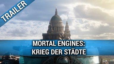 Mortal Engines: Krieg der Städte Trailer