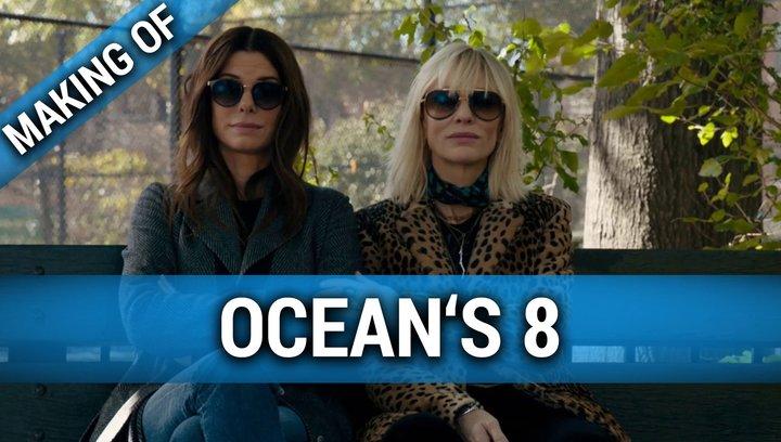 Oceans 8 - Making Of (Mini) Poster