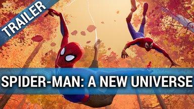 Spider-Man: A New Universe Trailer