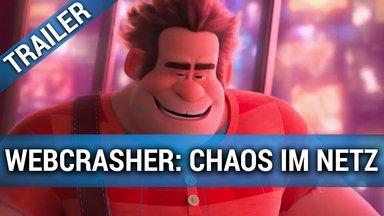 Webcrasher: Chaos im Netz Trailer