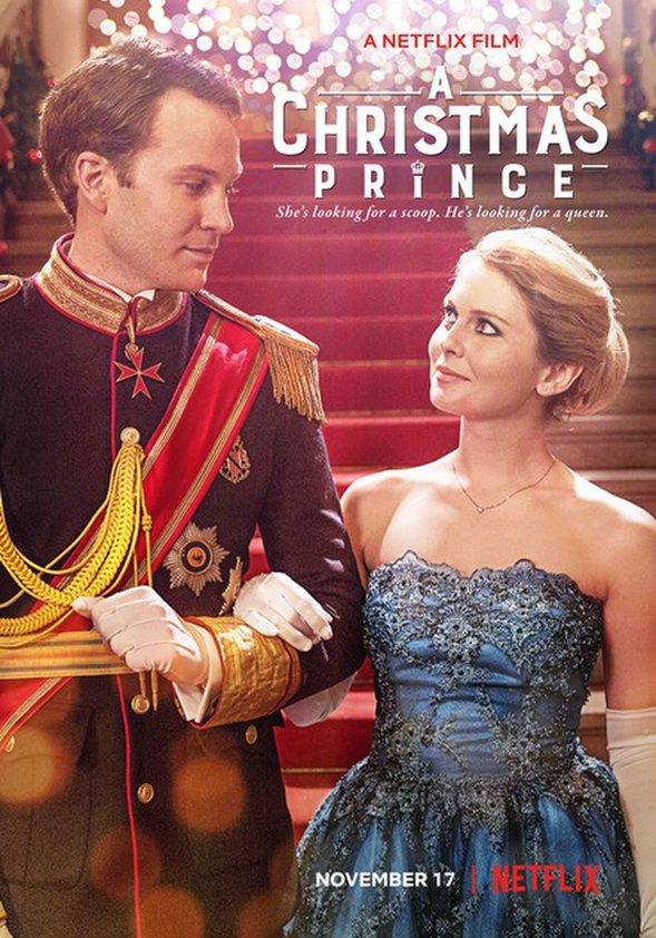 A Christmas Prince Film 2017 Trailer Kritik Kinode