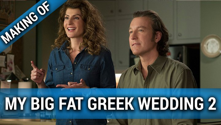 My Big Fat Greek Wedding 2 - Making Of (Mini) Poster