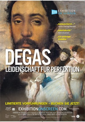 Exhibition on Screen: Degas - Leidenschaft für Perfektion Poster
