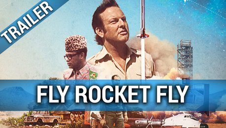 Fly Rocket Fly - Trailer Deutsch Poster