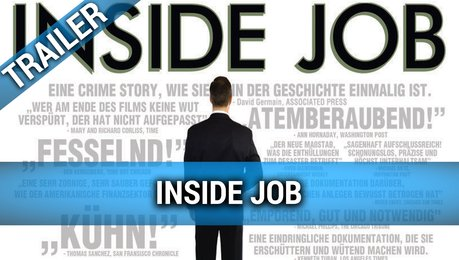 Inside Job - OV-Trailer Poster