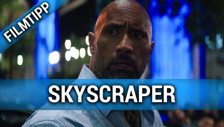 Skyscraper - Filmtipp Poster