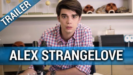Alex Strangelove - Trailer Deutsch Poster