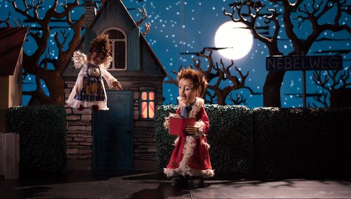 Augsburger Puppenkiste - Als der Weihnachtsmann vom Himmel fiel - Trailer Poster