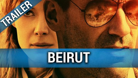 Beirut - Trailer Deutsch Poster
