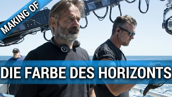 Die Farbe des Horizonts - Making Of (Mini) Poster