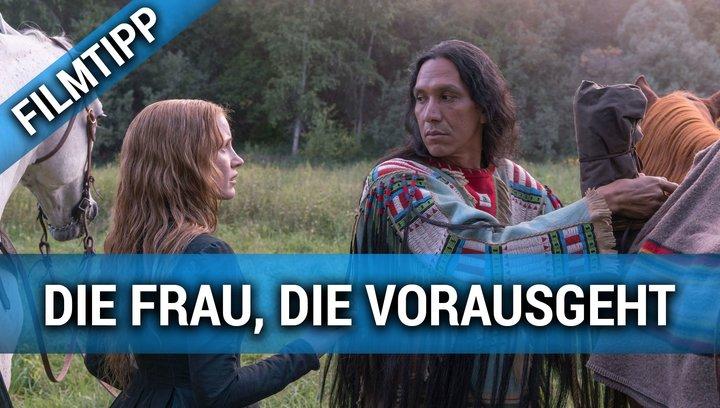 Die Frau, Die Vorausgeht - Filmtipp Poster