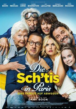 Die Sch'tis in Paris - Eine Familie auf Abwegen Poster