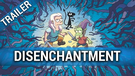 Disenchantment - Trailer Deutsch Poster