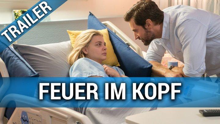 Feuer im Kopf - Trailer Deutsch Poster