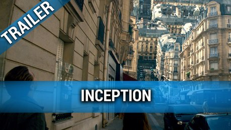 Inception - Trailer Poster