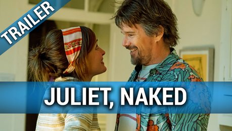 Juliet, Naked - Trailer OmU Poster