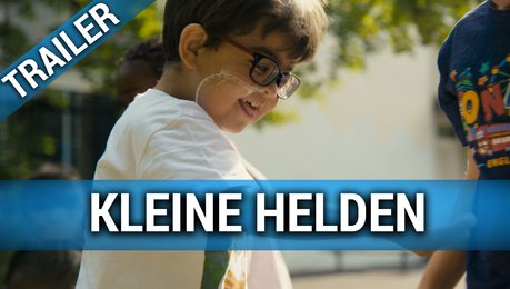 Kleine Helden - Trailer Deutsch Poster