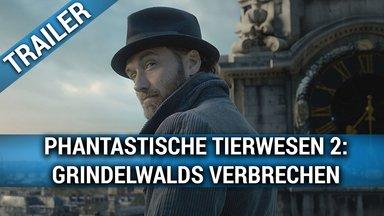 Phantastische Tierwesen 2: Grindelwalds Verbrechen Trailer
