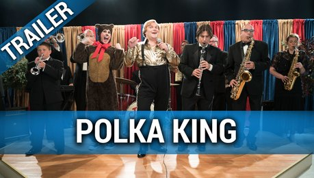 Polka King - Trailer Deutsch Poster