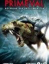 Primeval: Rückkehr der Urzeitmonster - Staffel 1+2 (4 DVDs) Poster